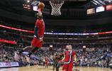 籃球——NBA常規賽:奇才勝老鷹