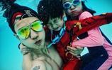 吳尊兒子4歲了,Max與姐姐Neinei扮演蜘蛛俠十分呆萌 網友:搞怪的一家人