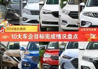 2018年10大車企銷量目標:大眾稱雄,日產最近,長安不長?