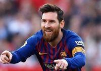 梅西在對陣皇家馬德里的比賽中創造了不可思議的記錄