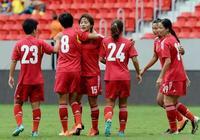 意大利女足 VS 中國女足