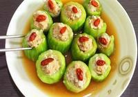 絲瓜吃法,絲瓜枸杞釀肉,上湯絲瓜,絲瓜炒雞蛋,絲瓜有機種植