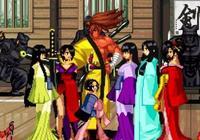 街機《侍魂》最強主角德川慶寅傳說中的最終絕式有人能夠打出來嗎?