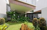住宅設計:景觀走廊溝通了這個主客分區明確的現代風格別墅美宅