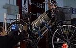 空氣自行車:中國民間發明家研發空氣動力自行車,真是高手在民間