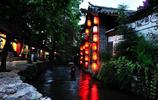雲南麗江古城是世界文化遺產風景旅遊區,也是電視劇《木府風雲》拍攝地