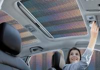 """""""磁性簾""""一出,車窗膜不吃香了,換上智能新車品,開車更有面"""