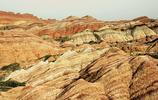 張掖、巴丹吉林沙漠