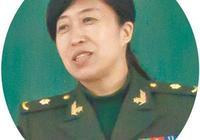十九大代表王金麗:33歲放棄高薪走進軍營
