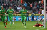 足球——德甲:門興格拉德巴赫勝科隆