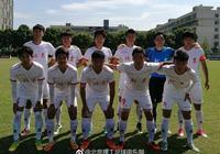 金志揚和他的校園足球:奪中乙冠軍 大運會力克英國