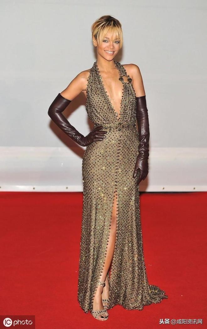 巴巴多斯籍女歌手~蕾哈娜