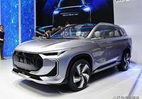 上汽大通不死心,耗巨資打造純電SUV,續航600km秒蔚來ES8!