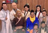 97版《天龍八部》演員:三兄弟聚首,鳩摩智也在,鍾靈變化最小