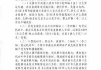 呂梁市公安局通告