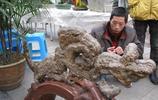 """10年前農民在山裡挖到一條""""中國龍"""" 500元沒人買 如今價值多少"""