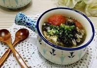 紫菜蝦皮蛋花湯