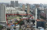 前九萬方一村,武漢一個拆遷接近尾聲的城中村