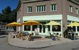 美國華納兄弟片場重現《愛樂之城》咖啡館
