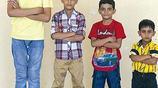 印度男孩5歲身高已達1米7,母親曾是印度最高的女人