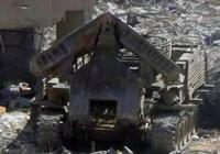 大馬士革的拆遷專業戶 粉碎恐怖分子藏身之地的戰爭機器