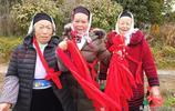 貴州: 黔中萬人迎汪華,好人汪公被屯堡人抬舉600年