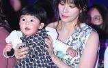 賈靜雯帶著女兒咘咘、波妞參與真人秀,心愛勁兒十足!