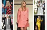 伊萬卡將隨父親特朗普出訪英國 晒晒第一千金的外交時尚穿搭