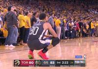 無兄弟,不籃球!克萊受傷後,誰注意到庫裡的舉措:讓人動容