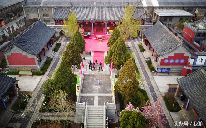 碧霞元君泰山下廟——靈應宮