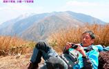 登山小憩照一張
