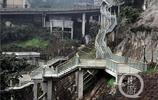"""重慶""""懸空棧橋公園""""來了,會不會是山城的下一個網紅打卡景點呢"""