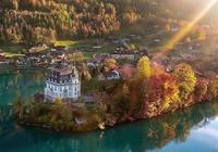 歐洲絕美小鎮——瑞士因特拉肯,一塊寧靜得可以聽得到呼吸的淨土
