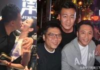 胡軍49歲生日派對,一雙兒女吸睛,劉燁關錦鵬意外搶鏡
