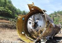 發射火箭後掉下來的火箭艙在哪?