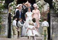 """凱特王妃妹妹結婚了!520""""塞狗糧""""還有誰比她更是行動派?"""
