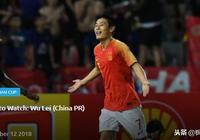 亞足聯刊文狂贊武磊!說他是中國足球傳奇,國足亞洲盃就靠他發揮