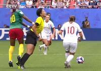 女足世界盃:最醜陋的喀麥隆