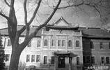 1937年山東濟南齊魯大學舊貌