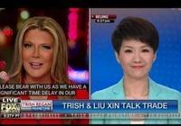 """美國人:中美主播第二輪""""辯論""""來場中文的!"""