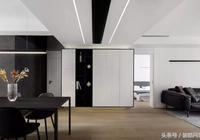 現代極簡風格,乾淨大氣,高格調的黑白色,有範兒!