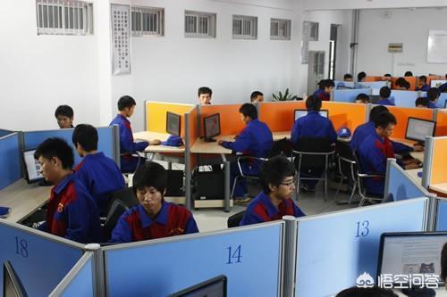 學渣不考高中直接去讀職業高中,真的能學到技術嗎?