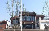 都說農村蓋不了這棟別墅?新中式帶院子自建房,你看你可以蓋嗎?