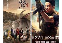 戰狼捉妖勝利,《戰狼2》票房超過《捉妖記》進國產票房第二名
