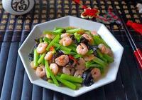 美食推薦:剁椒魚頭,芹菜炒蝦仁,蓮藕鹹魚塊燉鍋的做法