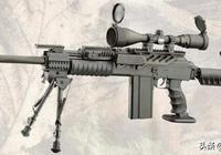 狙擊步槍系列——以色列TIMNA狙擊步槍