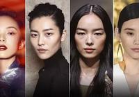 福布斯中國發布中國十大國際超模