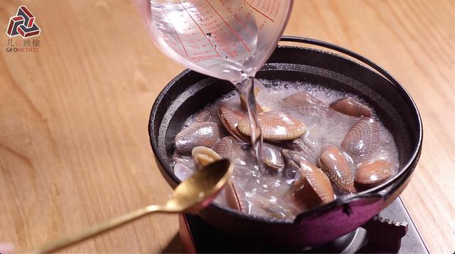 清酒煮蜆,讓你一天的疲憊一掃而光