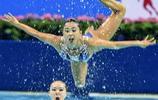 花樣游泳——自由組合預賽賽況