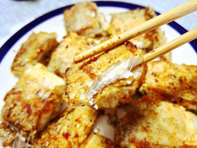 教你在家做帶魚,做法簡單又不腥,讓你一吃就愛上!